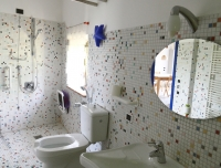 appartamento ALBA - bagno con mosaico