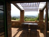 appartamento ALBA - ingresso e veranda