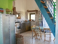 appartamento BACCO - cucina