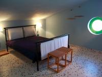 appartamento BACCO - letto su soppalco