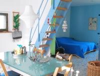 appartamento BACCO - cucina e letto