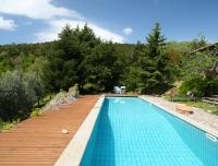 La casetta nel bosco B&B - piscina