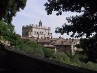 Gubbio - il Palazzo dei consoli